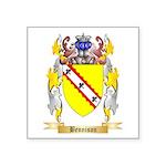 Bennison Square Sticker 3