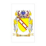 Bennison Sticker (Rectangle)