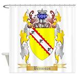Bennison Shower Curtain