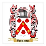 Bennington Square Car Magnet 3