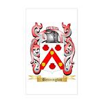 Bennington Sticker (Rectangle)