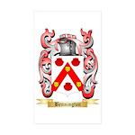 Bennington Sticker (Rectangle 50 pk)