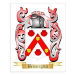Bennington Small Poster