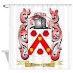Bennington Shower Curtain