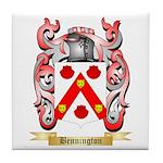 Bennington Tile Coaster