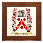 Bennington Framed Tile
