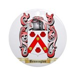 Bennington Ornament (Round)