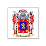 Benninck Square Sticker 3