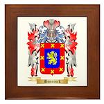 Benninck Framed Tile