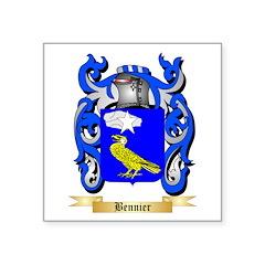 Bennier Square Sticker 3