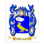 Bennier Small Poster