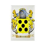 Bennick Rectangle Magnet (100 pack)