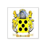 Bennick Square Sticker 3