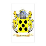 Bennick Sticker (Rectangle 50 pk)