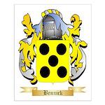 Bennick Small Poster