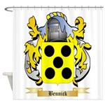 Bennick Shower Curtain