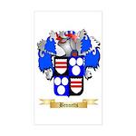 Bennetts Sticker (Rectangle)