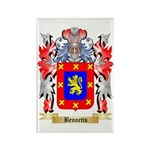 Bennetto Rectangle Magnet (100 pack)