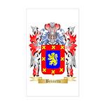Bennetto Sticker (Rectangle)