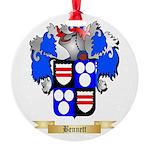 Bennett Round Ornament