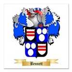Bennett Square Car Magnet 3
