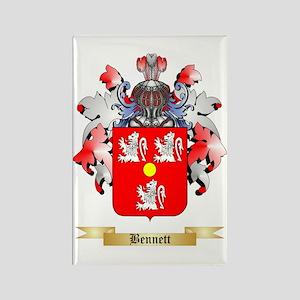 Bennett English Rectangle Magnet
