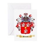 Bennett English Greeting Cards (Pk of 20)