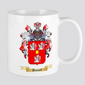 Bennett English Mug