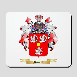 Bennett English Mousepad