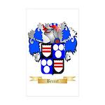 Bennet Sticker (Rectangle 50 pk)