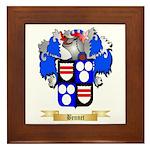 Bennet Framed Tile