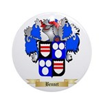 Bennet Ornament (Round)