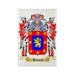 Bennen Rectangle Magnet (100 pack)