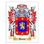 Benne Small Poster