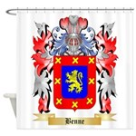Benne Shower Curtain