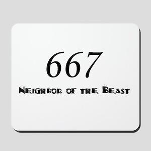 667 Mousepad