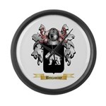 Benjaminy Large Wall Clock