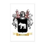 Benjamins Mini Poster Print