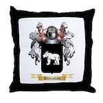 Benjamins Throw Pillow