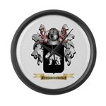 Benjaminowitsch Large Wall Clock