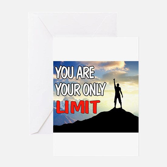 LIMITS Greeting Cards