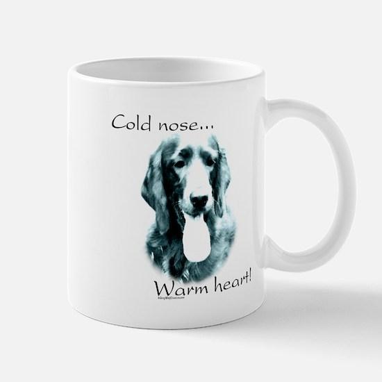 Irish Setter Warm Heart Mug