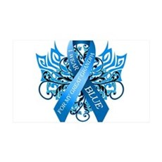 I Wear Blue for my Great Grandpa Wall Decal