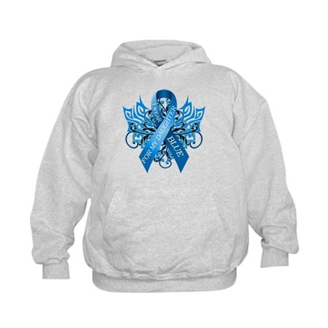 I Wear Blue for my Daughter Hoodie