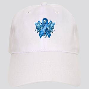 I Wear Blue for my Aunt Baseball Cap