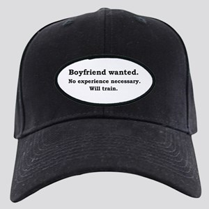 Boyfriend Wanted Black Cap