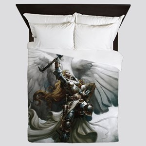 Angel Knight Queen Duvet