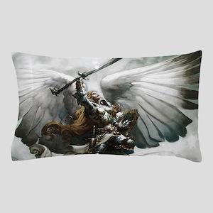 Angel Knight Pillow Case