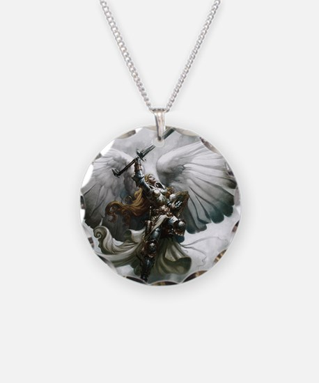 Angel Knight Necklace