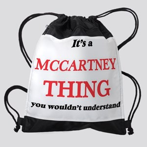 It's a Mccartney thing, you wou Drawstring Bag